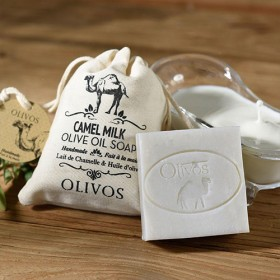 Camel Milk 駱駝奶皂 150g