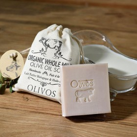 Organic Whole Milk 全脂奶皂 150g